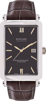 Швейцарские наручные  мужские часы Remark GR407.05.14. Коллекция Mens collection