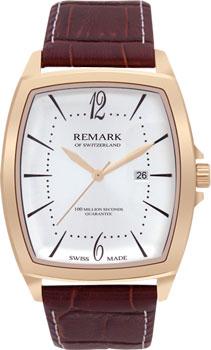 Швейцарские наручные  мужские часы Remark GR408.02.12. Коллекция Mens collection