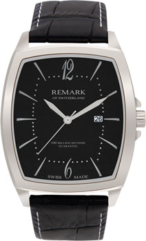 Швейцарские наручные  мужские часы Remark GR408.05.11. Коллекция Mens collection