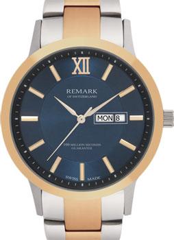 Швейцарские наручные  мужские часы Remark GR409.04.24. Коллекция Mens collection