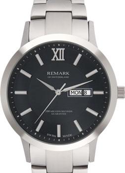 Швейцарские наручные  мужские часы Remark GR409.05.21. Коллекция Mens collection
