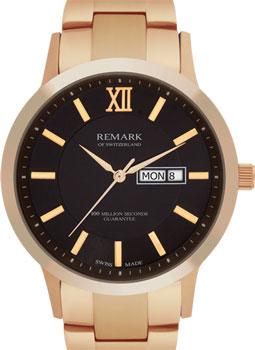 Швейцарские наручные  мужские часы Remark GR409.05.22. Коллекция Mens collection