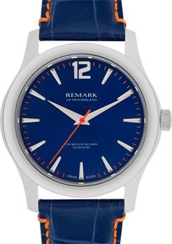 Швейцарские наручные  мужские часы Remark GR501.04.14. Коллекция Mens collection