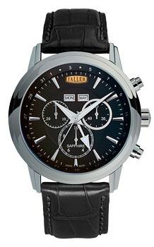 Швейцарские наручные  мужские часы Taller GT111.1.051.01.4. Коллекция Aurora