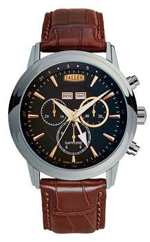 Швейцарские наручные  мужские часы Taller GT111.1.053.02.4. Коллекция Aurora
