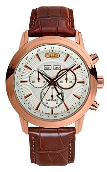 Швейцарские наручные  мужские часы Taller GT111.3.023.02.4. Коллекция Aurora