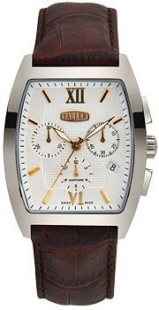 Швейцарские наручные  мужские часы Taller GT123.1.022.02.4. Коллекция Aurora