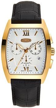 Швейцарские наручные  мужские часы Taller GT123.2.022.01.4. Коллекция Aurora