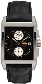 Швейцарские наручные  мужские часы Taller GT174.1.051.01.4. Коллекция Premier
