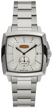 Швейцарские наручные  мужские часы Taller GT190.1.021.10.3. Коллекция Famous