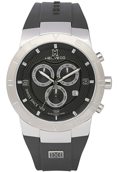 Швейцарские наручные  мужские часы Helveco H01652NNA. Коллекция Constance