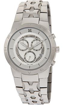 Швейцарские наручные  мужские часы Helveco H01661AAA. Коллекция Constance