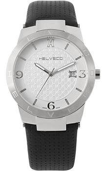 Швейцарские наручные  мужские часы Helveco H02641AA. Коллекция Constance