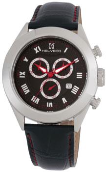 Швейцарские наручные  мужские часы Helveco H05641NNR. Коллекция Davos