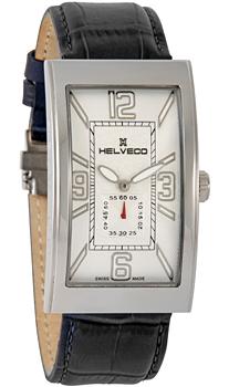 Швейцарские наручные  мужские часы Helveco H07641AA. Коллекция Bienne