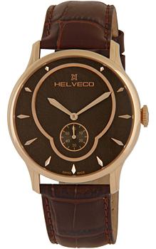 Швейцарские наручные  мужские часы Helveco H09141MI. Коллекция Montreux