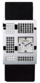 Швейцарские наручные  женские часы Chanel H1184