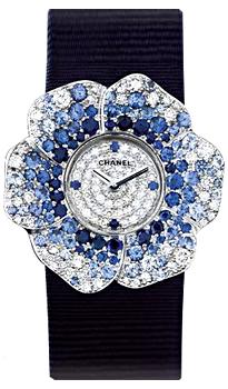 Швейцарские наручные  женские часы Chanel H1188