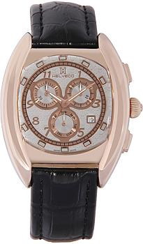 Швейцарские наручные  мужские часы Helveco H16141AAC. Коллекция Ticino