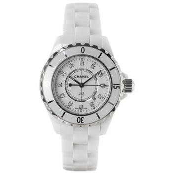 Швейцарские наручные  женские часы Chanel H1628