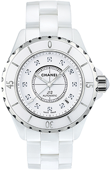 Швейцарские наручные  женские часы Chanel H1629
