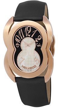 Швейцарские наручные  женские часы Helveco H18140NYA. Коллекция Lausanne
