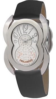 Швейцарские наручные  женские часы Helveco H18640AZA. Коллекция Lausanne