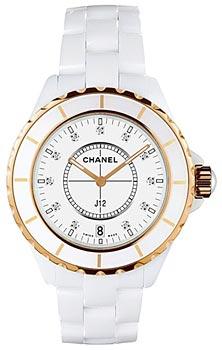 Швейцарские наручные  мужские часы Chanel H2180