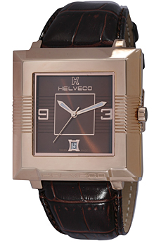 Швейцарские наручные  мужские часы Helveco H24141MA. Коллекция Pyramid