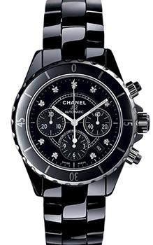 Швейцарские наручные  мужские часы Chanel H2419