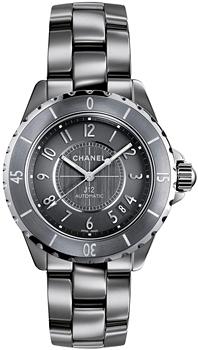 Швейцарские наручные  мужские часы Chanel H2979