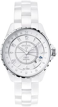 Швейцарские наручные  мужские часы Chanel H3103