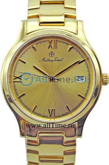 Мужские наручные швейцарские часы в коллекции Tournante Mathey-Tissot