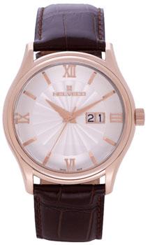 Швейцарские наручные  мужские часы Helveco H33141ACR. Коллекция Aroz