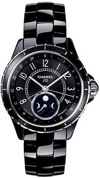 Швейцарские наручные  мужские часы Chanel H3406