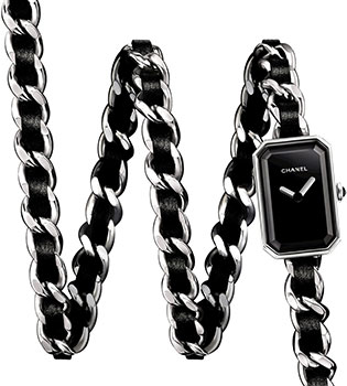 Швейцарские наручные  женские часы Chanel H3749
