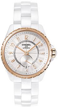 Швейцарские наручные  женские часы Chanel H3839