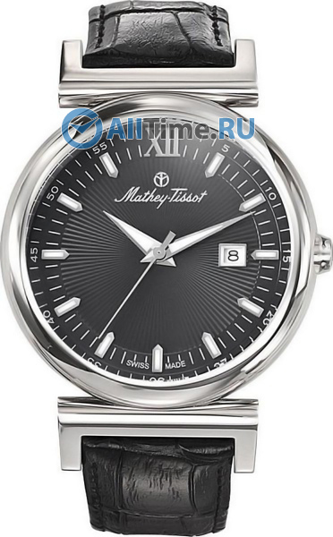 Мужские наручные швейцарские часы в коллекции Elegance Mathey-Tissot