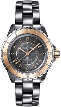 Швейцарские наручные  женские часы Chanel H4185
