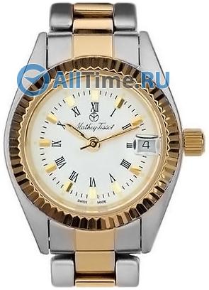 Мужские наручные швейцарские часы в коллекции Roily Mathey-Tissot