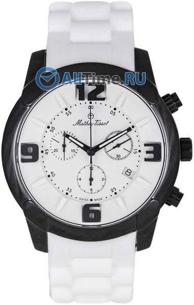 Мужские наручные швейцарские часы в коллекции 3D Chrono Mathey-Tissot