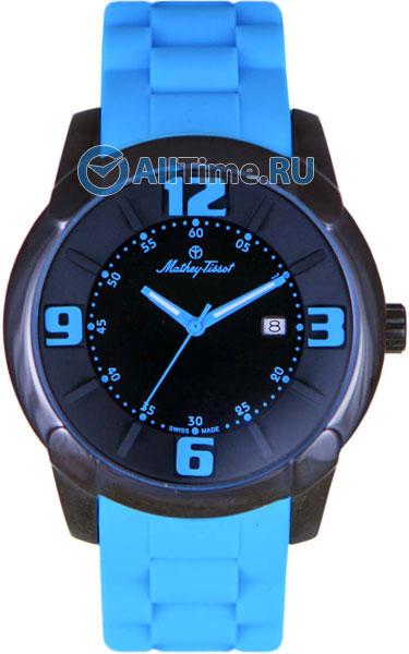 Мужские наручные швейцарские часы в коллекции 3D Mathey-Tissot