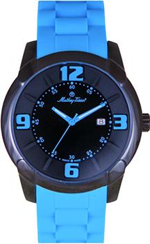 Швейцарские наручные  мужские часы Mathey-Tissot H511NBU. Коллекция 3D