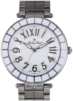 Швейцарские наручные  мужские часы Mathey-Tissot H6001ABL. Коллекция Mosaique