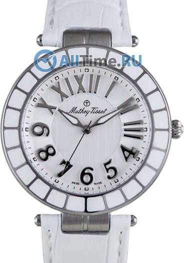Женские наручные швейцарские часы в коллекции Mosaique Mathey-Tissot