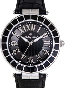 Швейцарские наручные  мужские часы Mathey-Tissot H6001ALN. Коллекция Mosaique