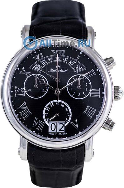 Мужские наручные швейцарские часы в коллекции Retrograde Chrono Mathey-Tissot