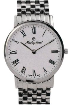 Швейцарские наручные  мужские часы Mathey-Tissot H9315ABR. Коллекция Classic