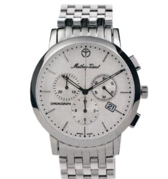 Швейцарские наручные  мужские часы Mathey-Tissot H9315CHAI. Коллекция Sport Classic