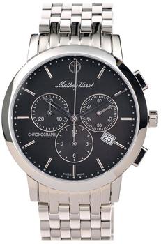 Швейцарские наручные  мужские часы Mathey-Tissot H9315CHAN. Коллекция Sport Classic